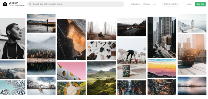 Где брать картинки для сайтов